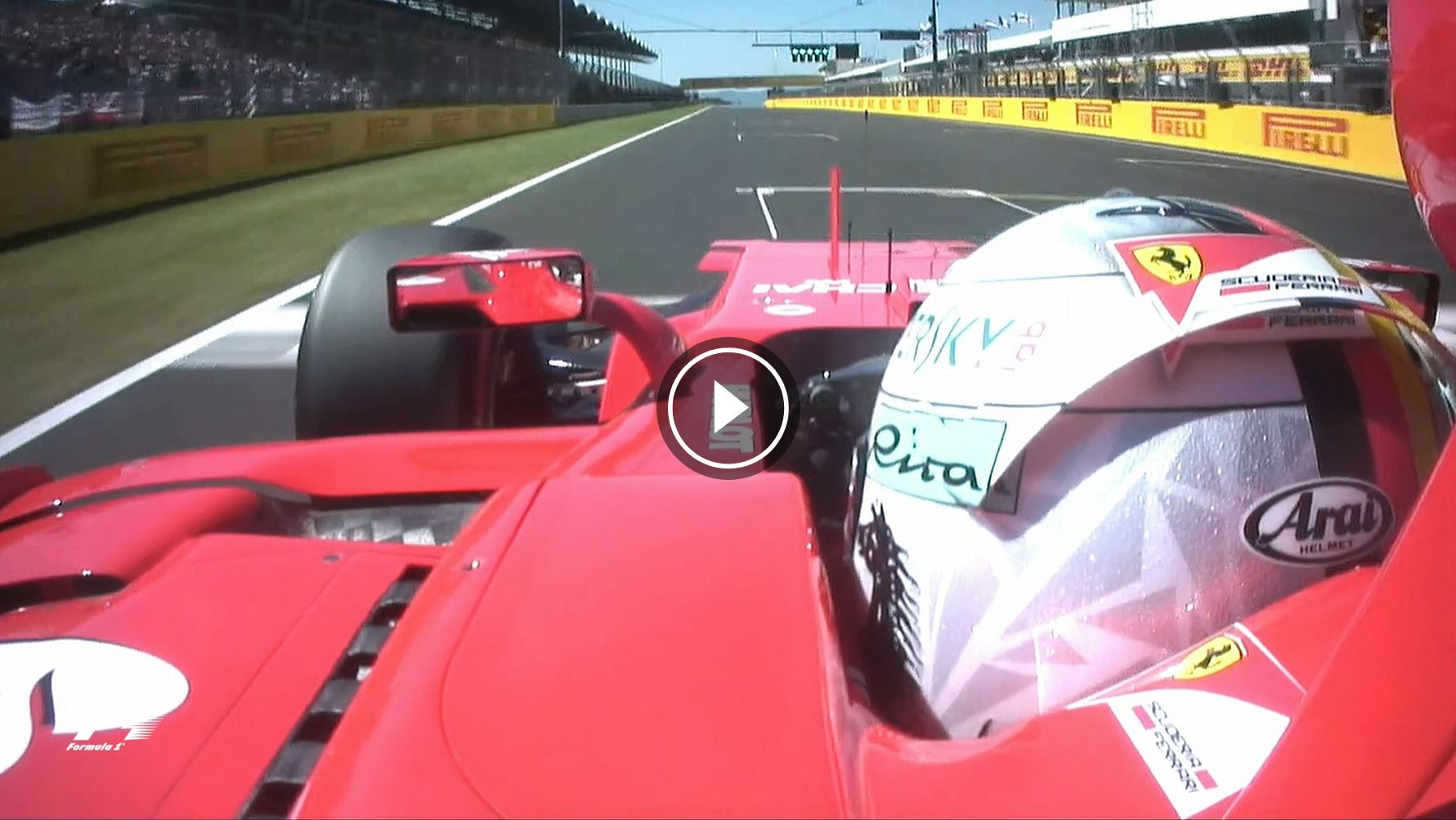 Rekordní kvalifikační kolo Sebastiana Vettela
