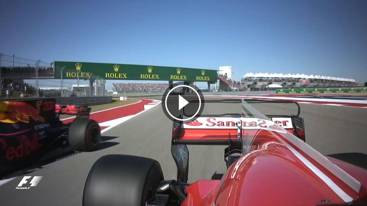 Video: Verstappenův kontroverzní předjížděcí manévr ze všech úhlů
