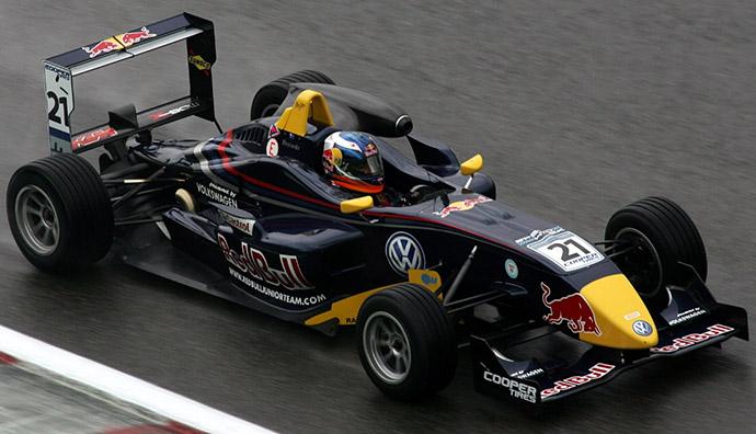 Daniel Ricciardo ve Spa
