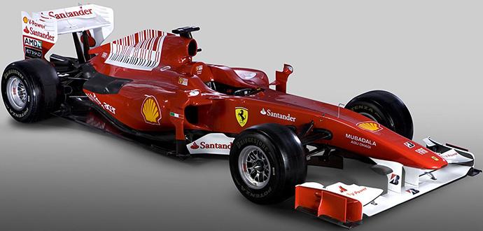 Ferrari - launch