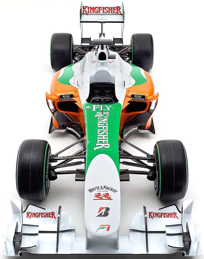 Force India VMJ03