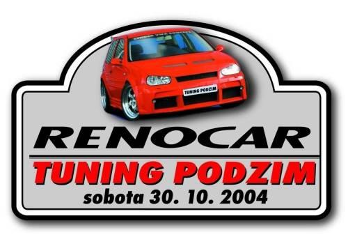 RENOCAR TUNING PODZIM 2004