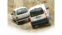 Test Citroën Berlingo vs. Renault Kangoo