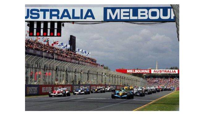 GP Austrálie (Melbourne)