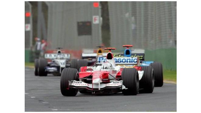 Trulli - Alonso