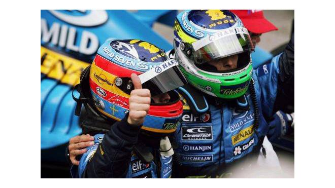 Alonso - Fisichella