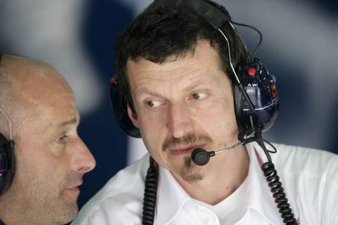 Haas se staví za Gutiérreze ohledně jeho ruské kolize - anotační foto