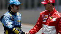 Alonso - Schumacher M.