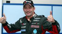 Jos Verstappen v dobách, kdy ještě závodil - to se psal rok 2003