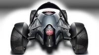 Motor Triathlon Race Car