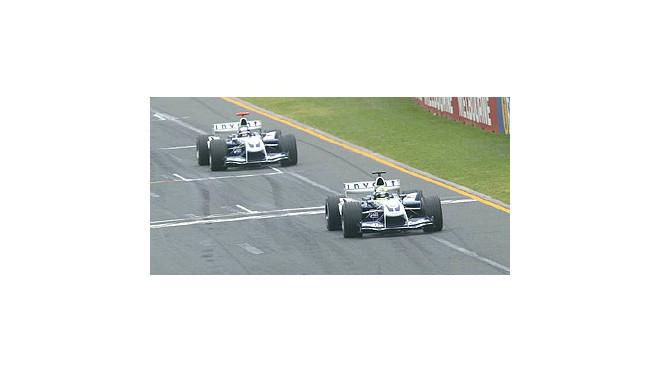 Schumacher R. - Montoya