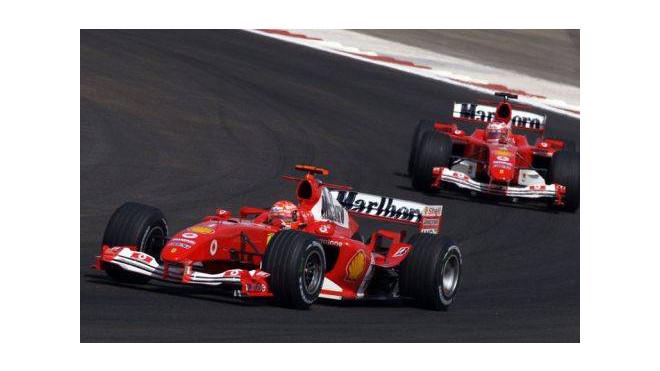 Schumacher M. - Barrichello