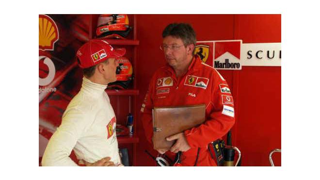 Schumacher M. - Brawn
