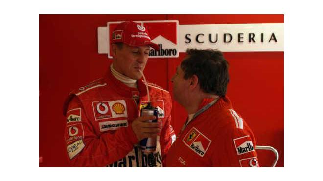 Schumacher M. - Todt