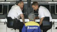 Uvidíme v F1 opět tradičního maskota Michelinu, panáčka nesoucího jméno Bibendum?