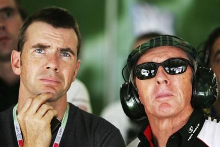 Jackie Stewart byl jedním z těch, které jsem v F1 viděl jako první