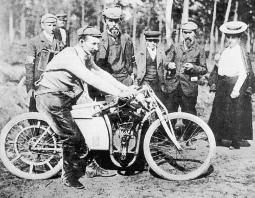 Václav Vondřich, Dourdan 1905