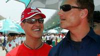 Schumacher M. - Coulthard