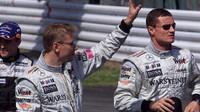 Dvojice Coulthard - Häkkinen byla na přelomu tisíciletí u McLarenu silným duem