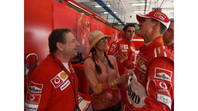 Todt - Schumacher M.