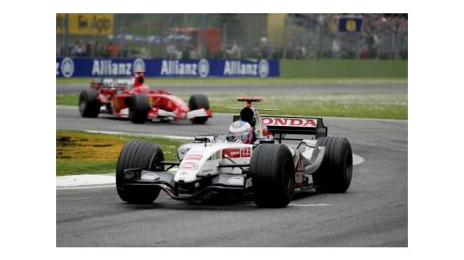 Button - M. Schumacher