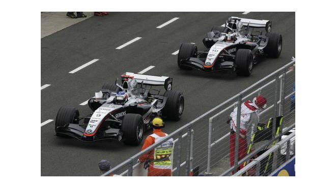 Räikkönen - Montoya