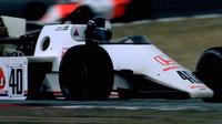 Johansson začal svou skutečnou kariéru na voze Spirit s motorem Honda