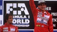 Prost - Senna