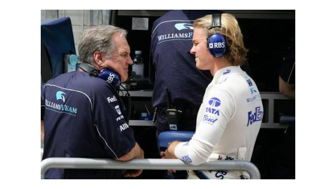 Head - Rosberg N.