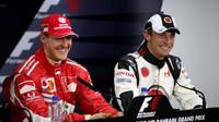 Schumacher M. - Button