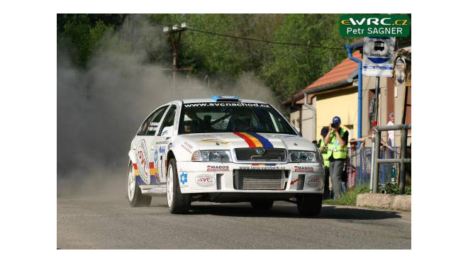 Octavia WRC
