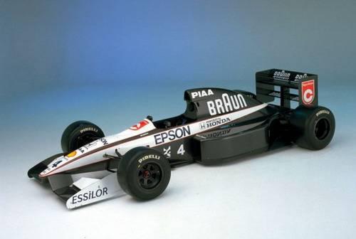 Tyrrell z let devadesátých