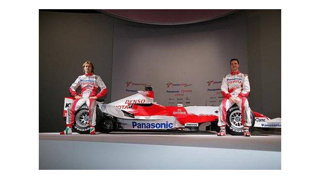 Trulli - Schumacher R.