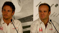 Button - Barrichello