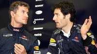 Coulthard - Webber