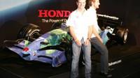 Barrichello - Button