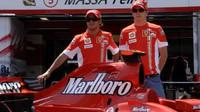 Massa - Räikkönen