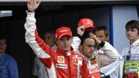 Räikkönen - Alonso