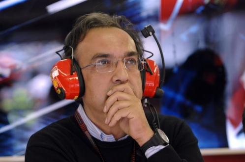 Marchionne: Bolí mě duše, když Ferrari trpí - anotační foto