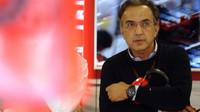 Marchionne lobbuje za návrat italské automobilky do F1