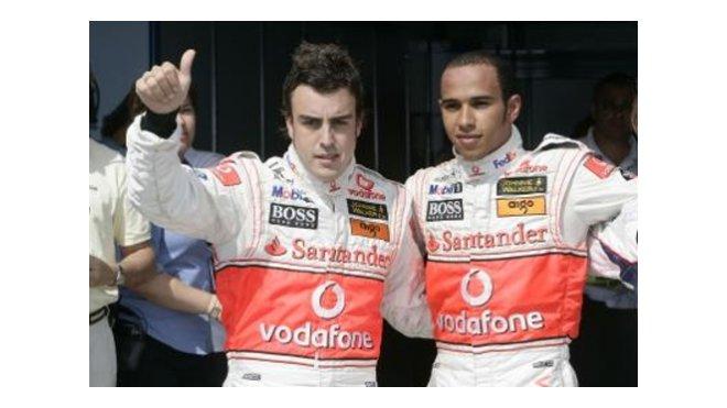 Alonso - Hamilton