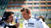 Alexander Wurz o svých časech u McLarenu a strachu z MP4-18 - anotační foto