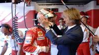 Räikkönen - di Montezemolo