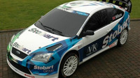Stobart VK Ford Rally Team