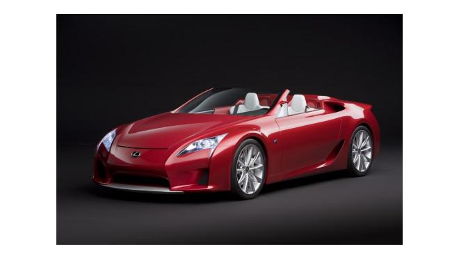 LF-A roadster