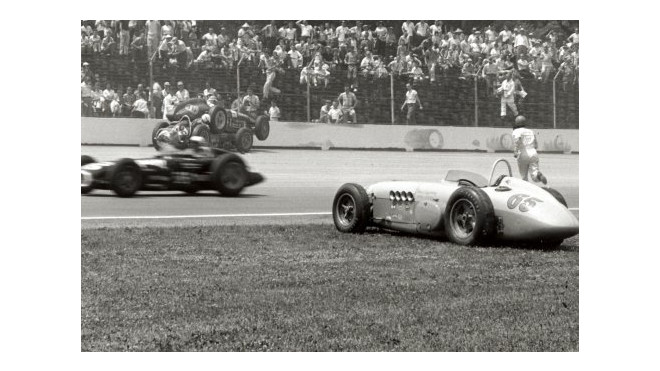 Maria Teresa prožila svůj sen F1 na sklonku 50. let (ilustrační foto)