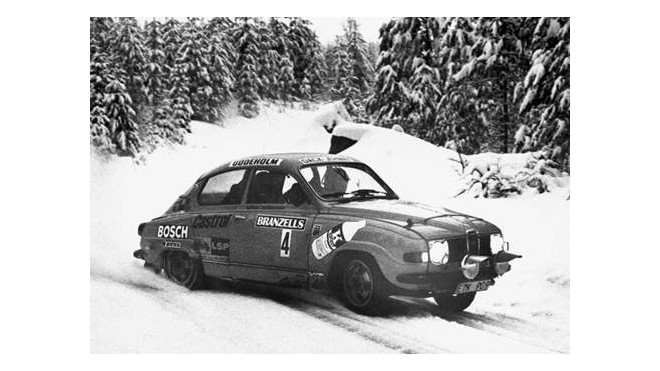 Rally Sweden (SWE)