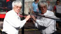Bernie Ecclestone poslední dobou nebere opozici příliš vážně