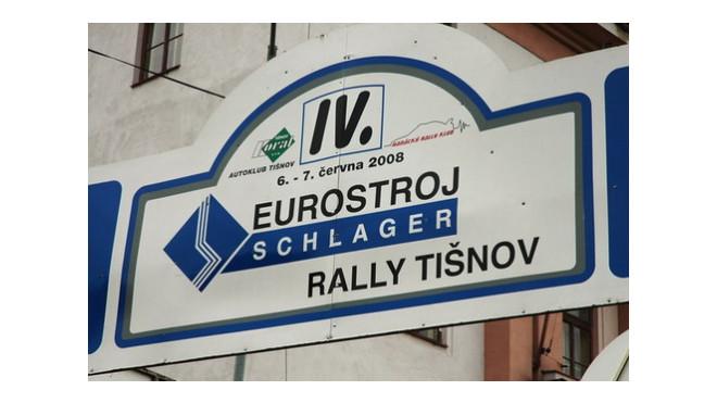 Rally Tišnov (CZE)
