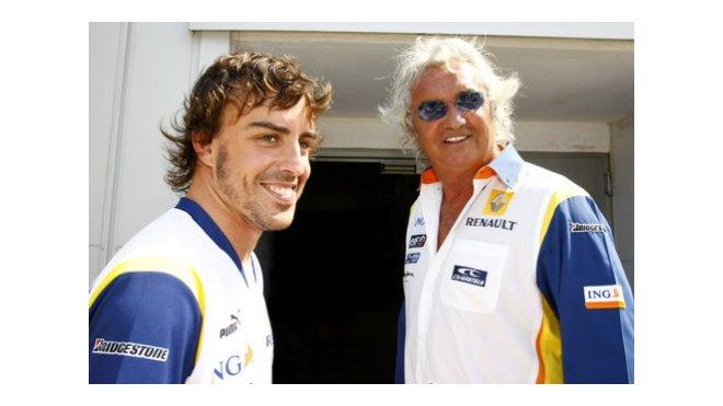 Alonso - Briatore